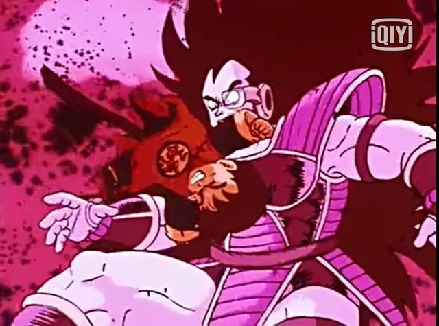 龙珠超动画88比克练悟饭曾经比悟空还霸气的悟饭图片