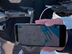 大疆开发新APP 任何手机都能监控附近的无人机