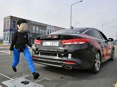 拯救女司机 新型后方自动刹车技术问世