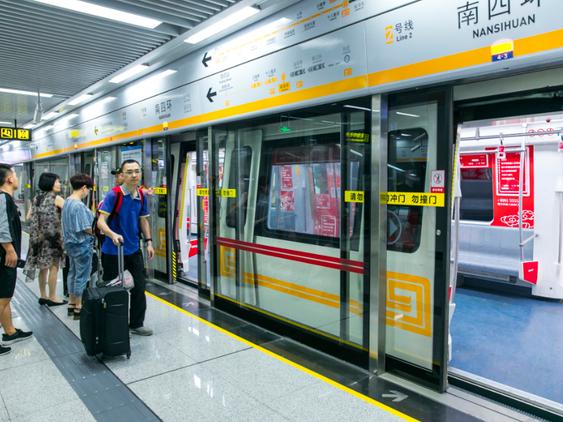 地铁将试点刷脸安检,缓解拥堵