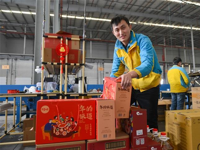 """苏宁年货节大数据:这个春节""""三人食年夜饭""""走红"""