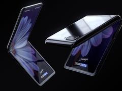 更便宜的折叠屏手机?三星新机Galaxy Z Flip细节曝光