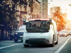 没有踏板和方向盘!通用首款无人驾驶汽车首发