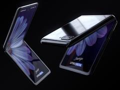 更便宜的折叠屏手机来了?三星新机 Galaxy Z Flip 更多细节曝光