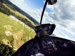 科比不幸坠机遇难背后:直升机为何无法跳伞?