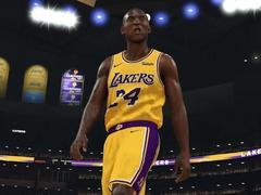 《NBA 2K20》致敬科比,缅怀陨落的篮球巨星