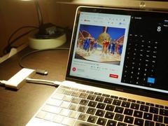 跨平台成为可能?MacBook 成功运行 Windows 10X