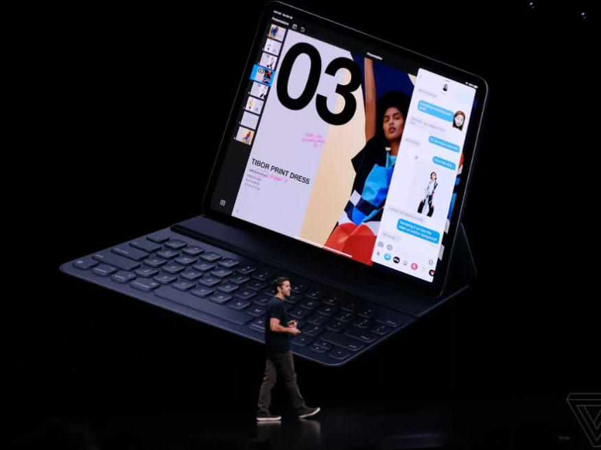 苹果今年将推iPad专用键盘:内置触摸板 即将量产