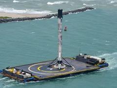 SpaceX回收发射载人飞船的火箭,可能被送进博物馆