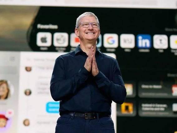 苹果公司前五大个人股东:除了库克,其他都很低调