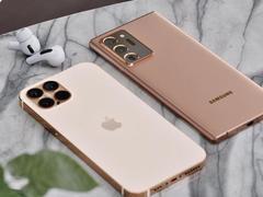消息称苹果将推新土豪金配色版 iPhone 12:仅限高端版