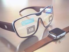 新专利显示苹果眼镜或能自动解锁iPhone