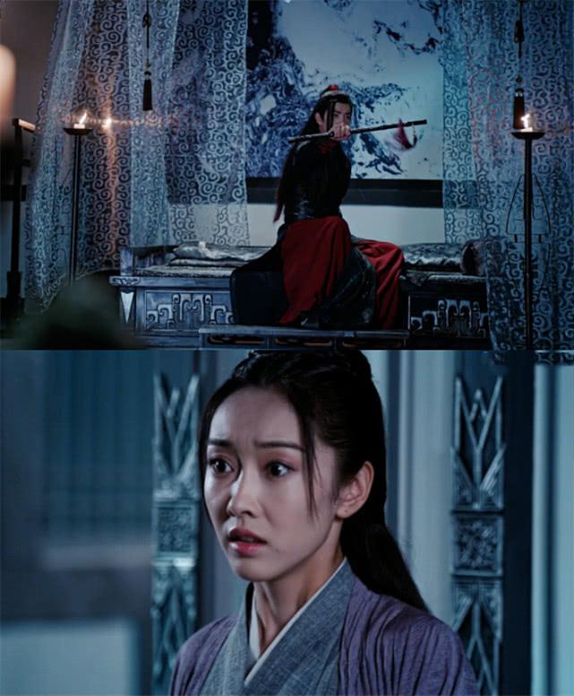 """《陈情令》魏婴回来后""""防备心""""让人心疼,给""""陈情""""起名泪崩"""