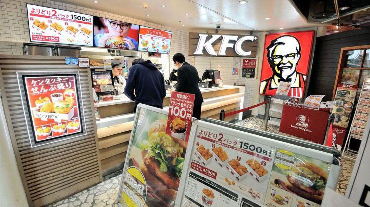 KFC日本18年客户数激增20%,背后的推手是?