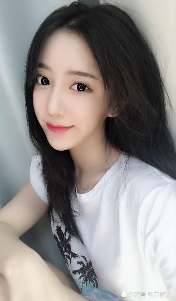 新晋吃鸡一姐小团团真人照片曝光,网友:爱过