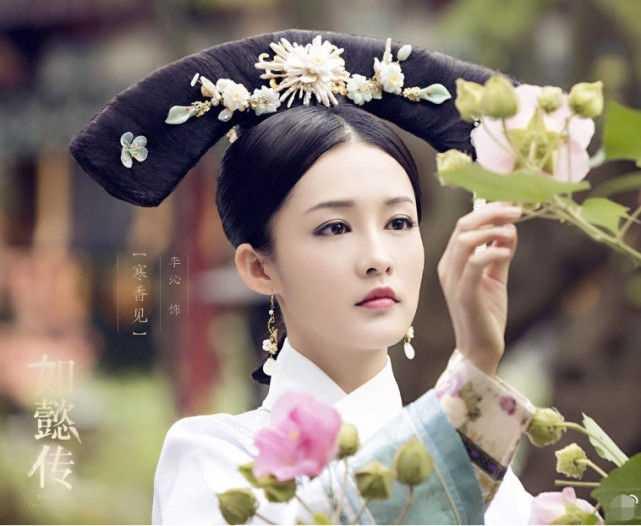 谁说刘亦菲不适合演香妃?看了换上造型的她,才知颜值高是万能的