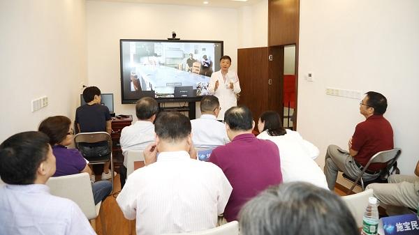 5G+医疗 上海胆道疾病会诊中心开通网络会诊平台