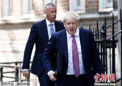 英新首相人选明日出炉,这位外交国务大臣果断辞职了