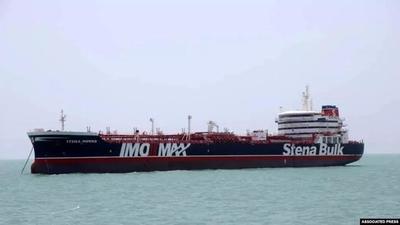 英国计划制裁伊朗
