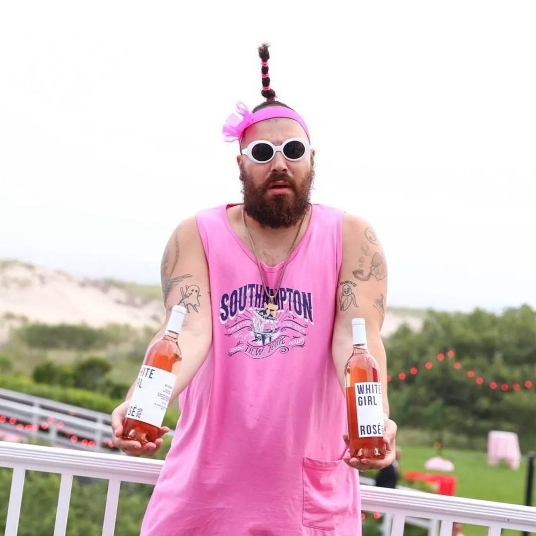 网红胖子的粉嫩夏天:如何把酒卖给00后?