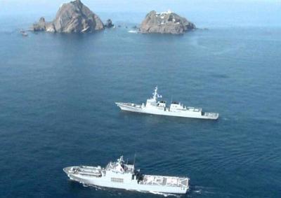 日本又耍起小动作,将两处争议岛屿全部划入版图,三国均提出抗议