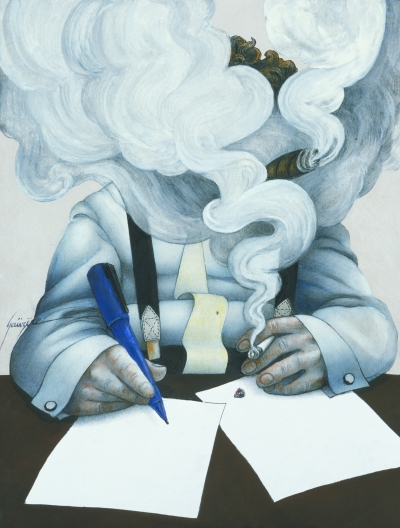 香烟烟雾可增强超级细菌抗药性