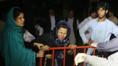 阿富汗婚礼爆炸案 致40人死亡100多人受伤