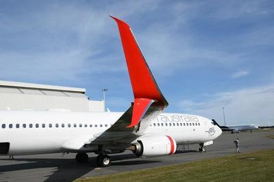 维珍澳大利亚为737-800加装737 MAX分叉式翼尖小翼