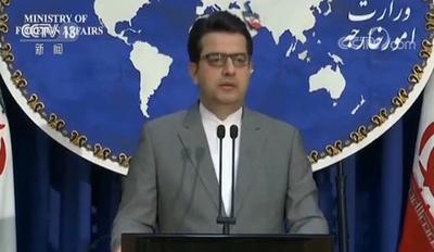 伊朗:扣押油轮是否被释放需等待法庭裁决