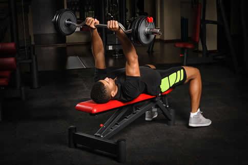 女性健身房健身计划一周表