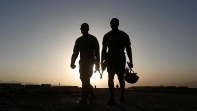 北约声明称,两名美国大兵在阿富汗被打死