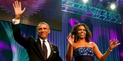 奥巴马又捞钱!一场演讲赚300万,如今转行拍电影了