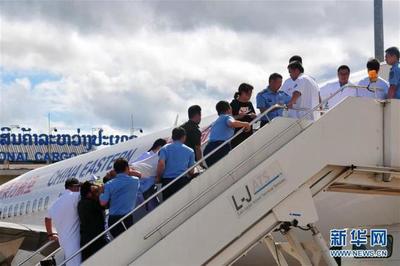 老挝坠崖车祸中受伤的20名中国游客 23日转运回国