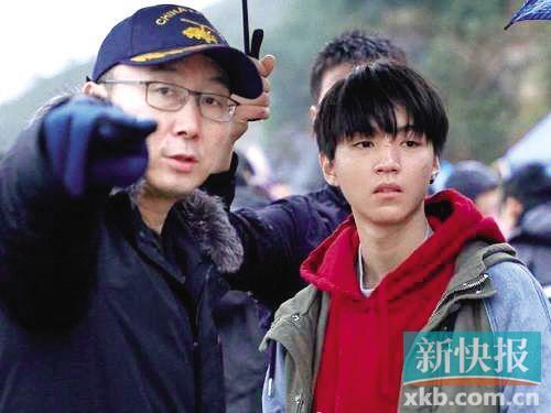 """陆川力挺王俊凯:他已经磨砺成""""演员俊凯"""""""