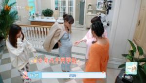 女星怀孕八月还在买菜做饭,老公在家做甩手掌柜,现场嘉宾表同情