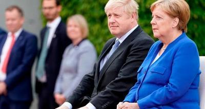 """约翰逊和英国脱欧那件""""小事情"""""""