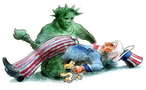 美国的霸权是否正在瓦解?有人赞成,有人反对,你怎么看?