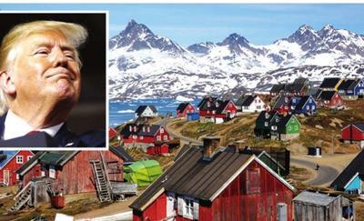 """""""格陵兰""""无碍美丹钱柜777国际Ca888亚洲城合作,丹麦斥巨资购买美国声呐针对俄罗斯"""