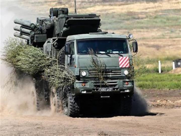 深入敌后炸毁巡航导弹:俄特种兵演练破袭战
