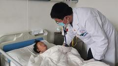 4岁藏族女童严重皮肤感染 上海援藏专家精心救治