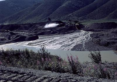 俄罗斯科雷马河地区黄金开采量创下30吨纪录