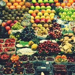 长寿秘诀曝光! 每天吃300克水果和400克蔬菜
