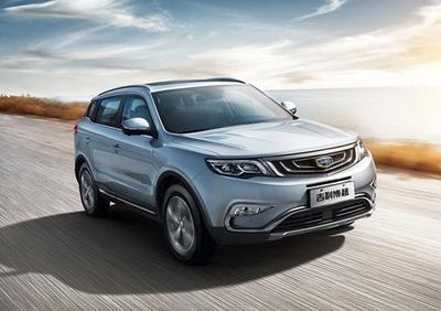 中国汽车在俄罗斯的知名度越来越高