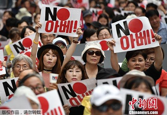 日韩关系恶化导致韩国访日游客骤减 日方认真应对