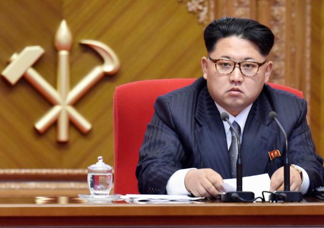 金正恩:中国的坚定支持给予朝鲜巨大鼓舞