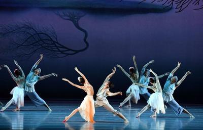 中国舞剧《朱鹮》将在韩国巡演 韩媒:朱鹮是中韩友好的象征