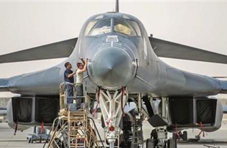 B-1已老,B-21遥遥无期 美军轰炸机青黄不接