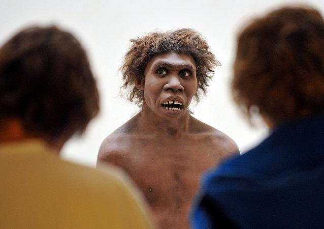 """尼安德特人灭亡可能是""""儿科病""""导致"""