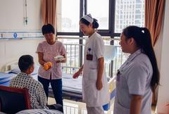 中秋节那天,我们在郑州京美医院是这样过的