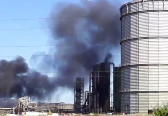 英国一座旧炼钢厂发生爆炸 警方确认2名工人死亡